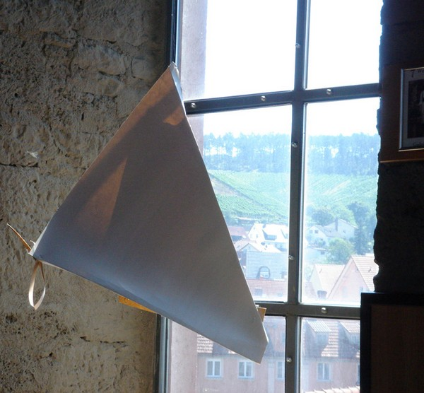 papierobjekte kunst in quedlinburg